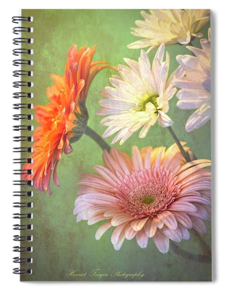 Small Gathering  Spiral Notebook