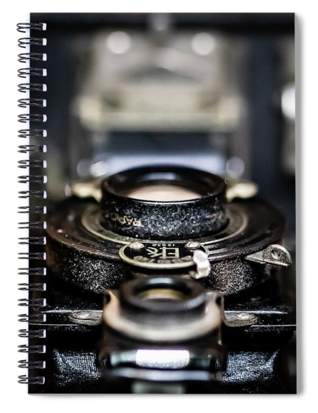 Small Life Spiral Notebook