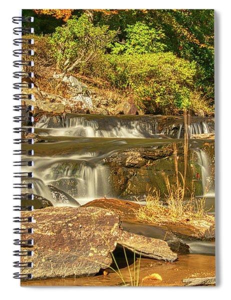 Small Mountain Stream Spiral Notebook