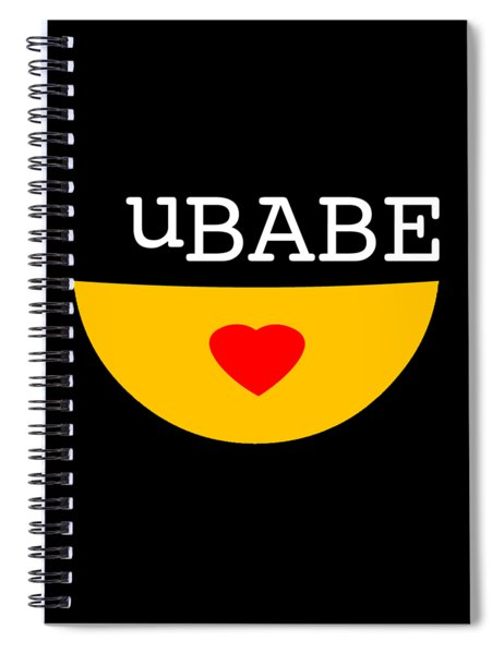 Smile Style Spiral Notebook