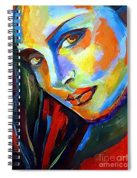 Smiling Eyes Spiral Notebook