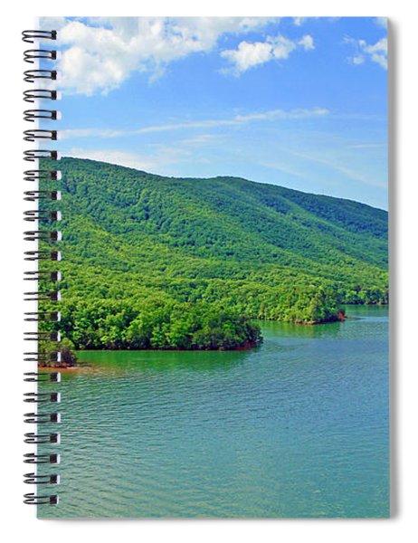 Smith Mountain Lake Spiral Notebook