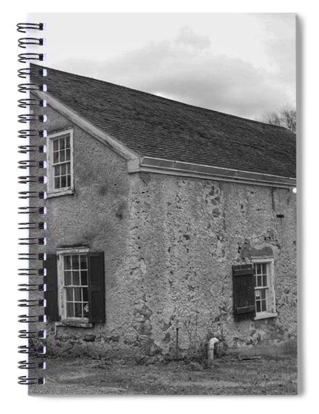 Smith's Store - Waterloo Village Spiral Notebook
