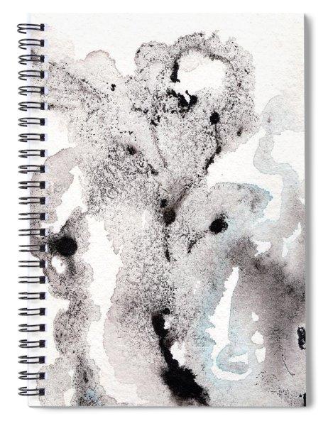Smoke On Water 1 Spiral Notebook