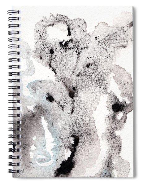 Smoke On Water 2 Spiral Notebook