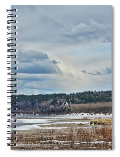 Smooth Landing  Spiral Notebook