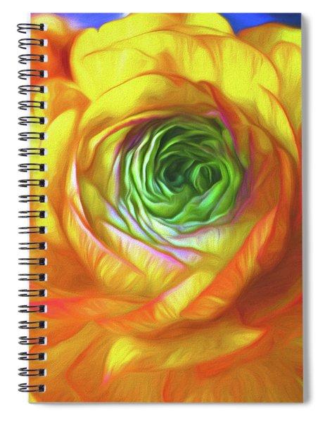 Soaking In Sunshine 7 Spiral Notebook