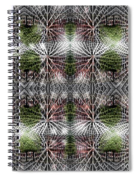 Sol Imagery 12 Spiral Notebook