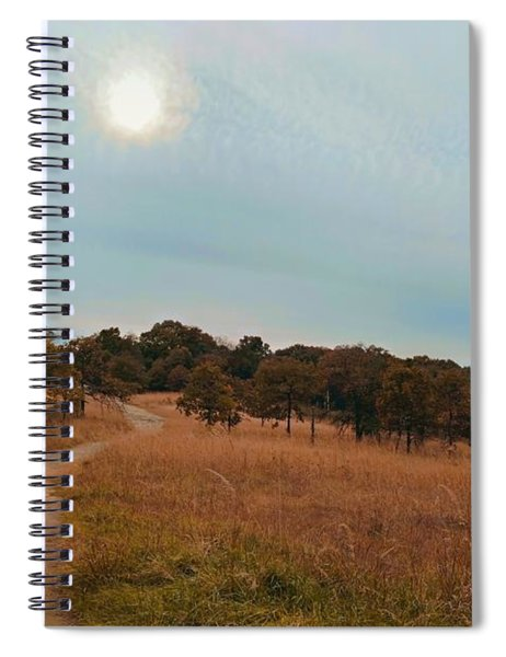 Soldiers Delight Spiral Notebook