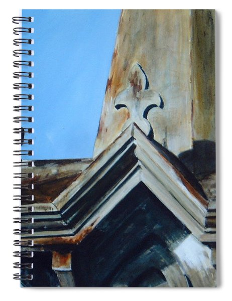 Solitaire Spiral Notebook