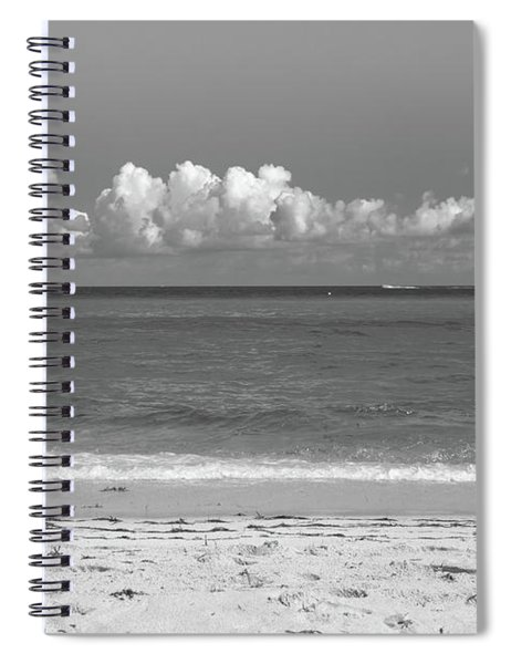 Solitude Spiral Notebook by Alison Frank
