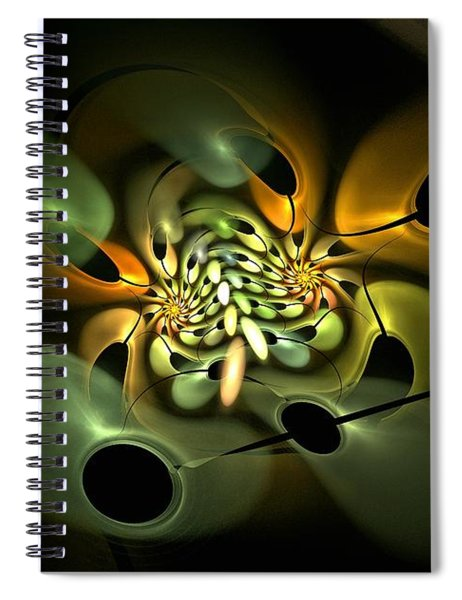 Some Assembly Required Spiral Notebook
