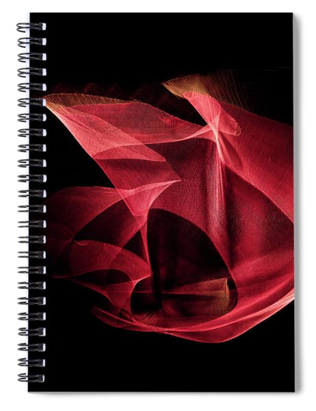 Something In The Sky Spiral Notebook
