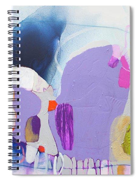 Sometime In June Spiral Notebook