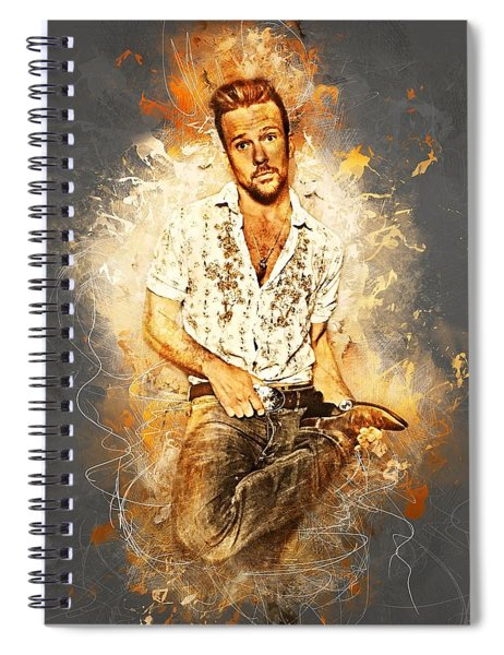 Sometimes Flanery Pelican Spiral Notebook