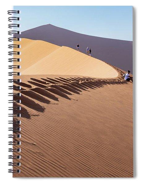 Sossusvlei Desert Spiral Notebook