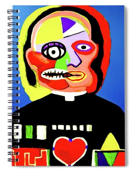Soul Control Spiral Notebook
