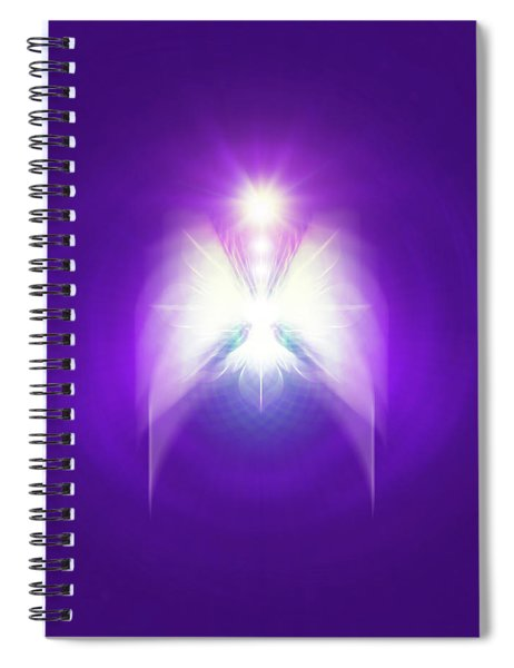 Soul Star Spiral Notebook