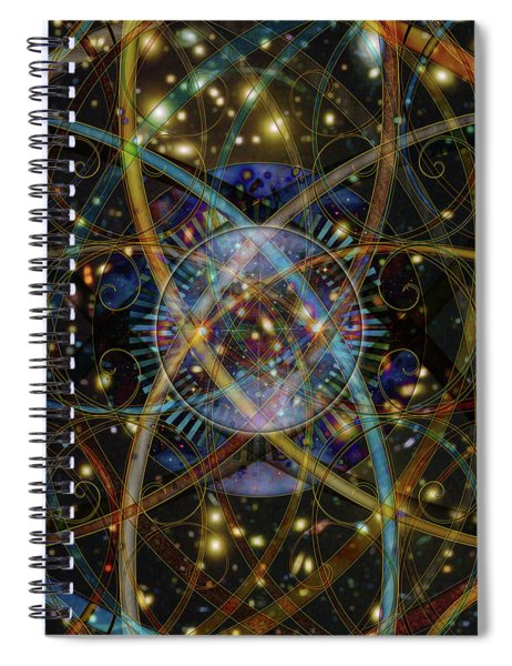 Sourcerer Spiral Notebook