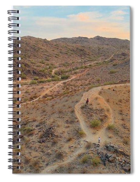 South Mountain Spiral Notebook