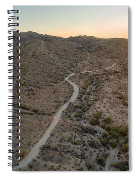 South Mountain Canyon Spiral Notebook