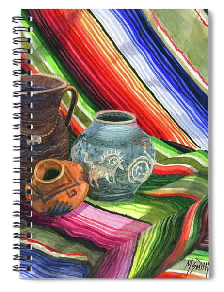 Southwest Still Life Spiral Notebook