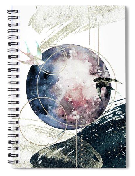Space Operetta Spiral Notebook