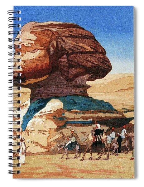 Sphinx - Digital Remastered Edition Spiral Notebook