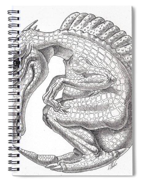 Spinnosaurus Spiral Notebook