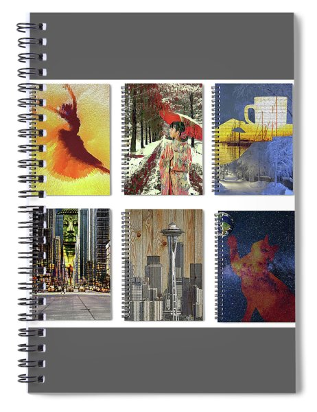 Spiral Notebooks Samples Spiral Notebook