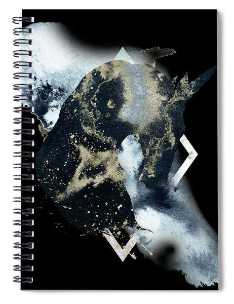 Spirit Animal Spiral Notebook