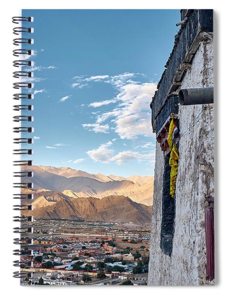 Spituk Gompa Spiral Notebook