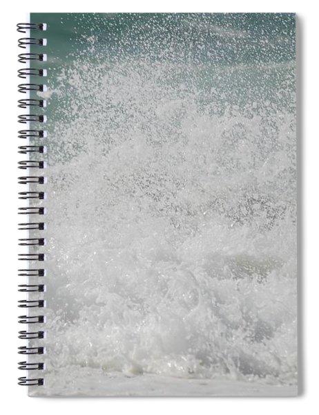 Splash Collection Spiral Notebook