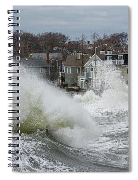 Splash Twirl Spiral Notebook