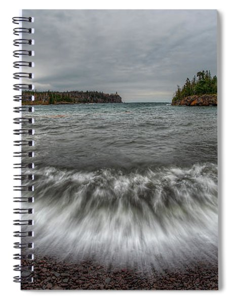 Split Rock Lighthouse State Park Spiral Notebook