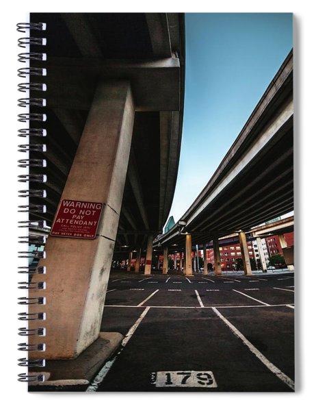 Spot 179 Spiral Notebook