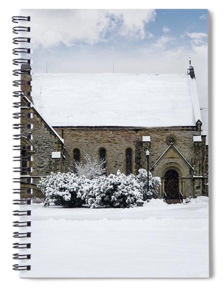 Spring Grove Chapel Spiral Notebook