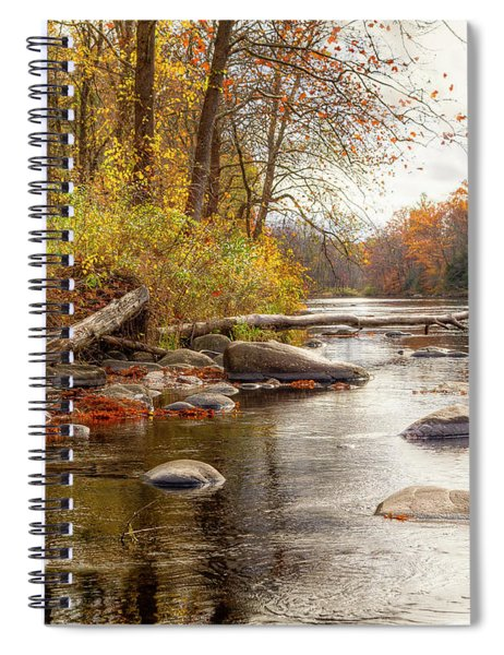 Spring Hole #2 Spiral Notebook