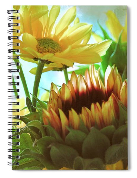 Spring Is Coming Spiral Notebook