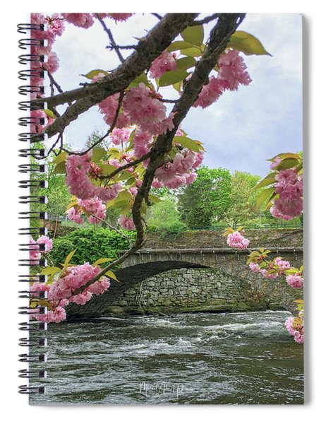 Spring Time In Windham  Spiral Notebook