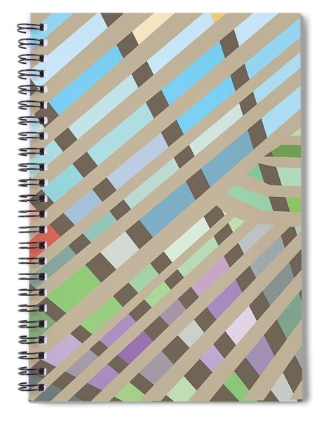 Springpanel Spiral Notebook