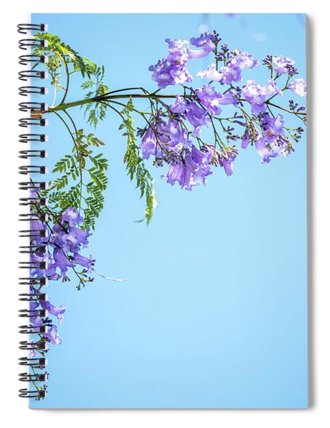 Springtime Beauty Spiral Notebook
