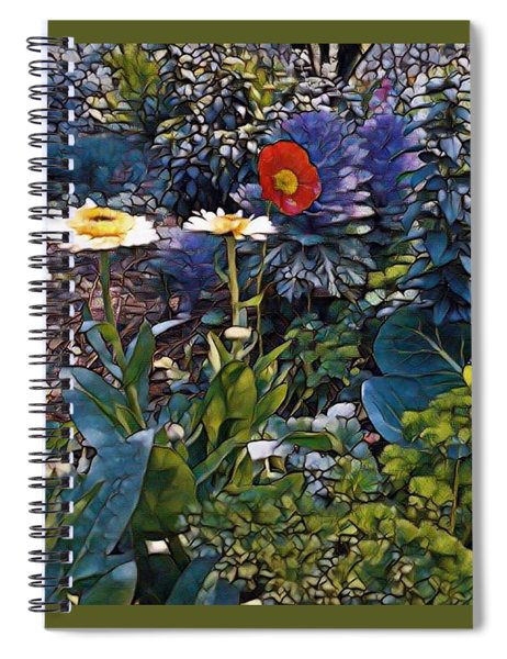 Sprint Into Spring Spiral Notebook