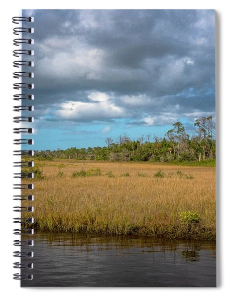Spruce Creek Park Spiral Notebook