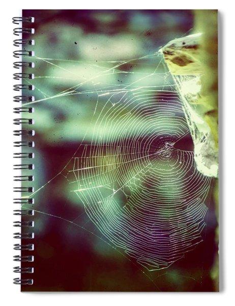 Spun Spiral Notebook