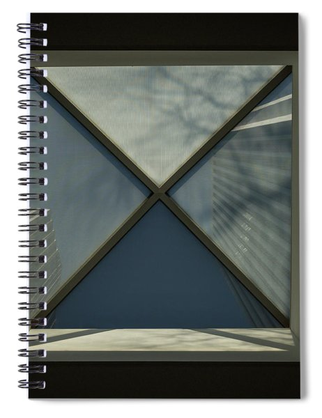 Square Spiral Notebook