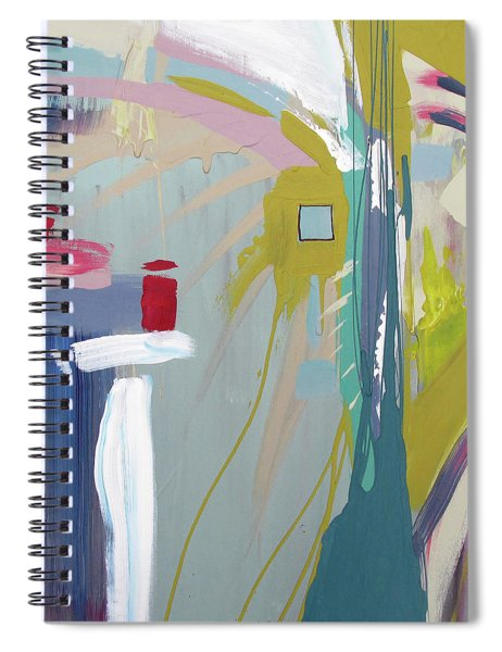 Square Thoughts Spiral Notebook