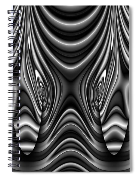 Squeasibly Spiral Notebook