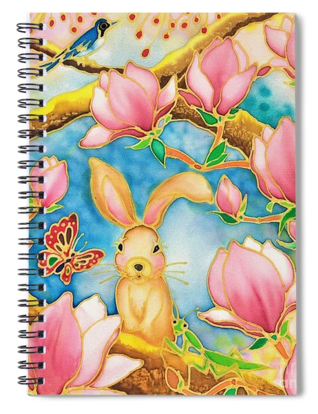 Spring Has Come Spiral Notebook