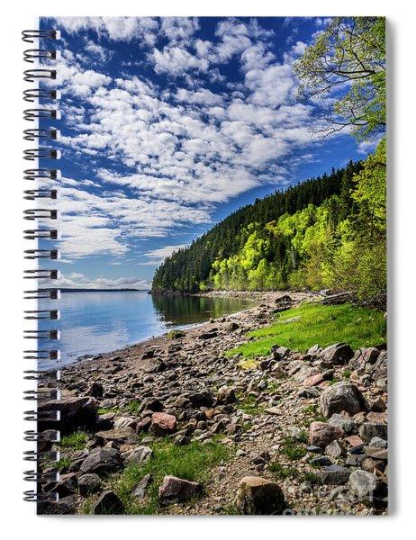 St Croix River Spiral Notebook